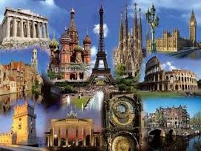 ponude Evropske destinacije