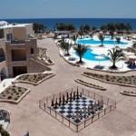 Santorini hotel Santo Miramare Resort leto 2016