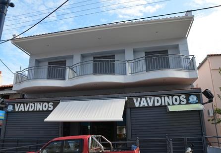 Vila Vavdinos Polihrono 2018