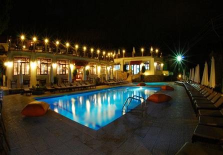 Kipar 2018 Hotel Bellapais Monastery