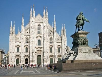 Milano Italija 2016