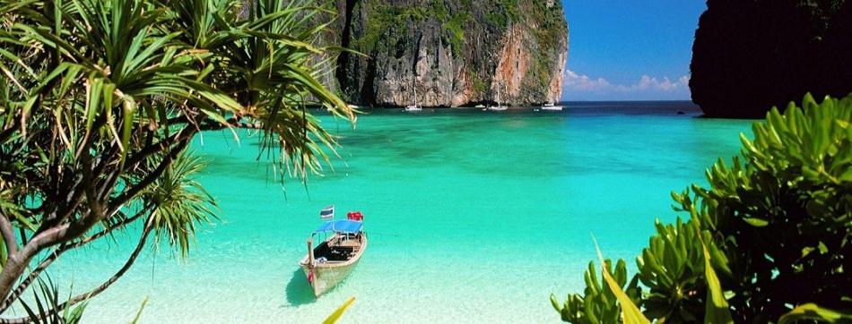 Tajland leto