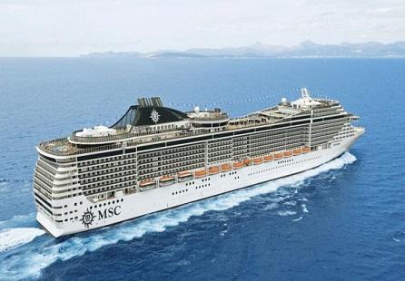 Krstarenja Mediteranom
