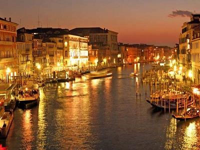 Evropski gradovi venecija