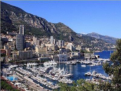 Evropske destinacije Azurna obala