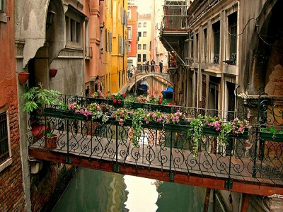 Venecija evropski gradovi