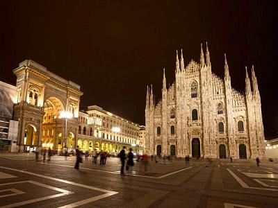 Milano Italija 2017