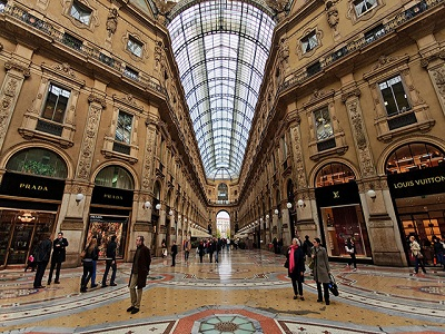 Italija Milano 2017
