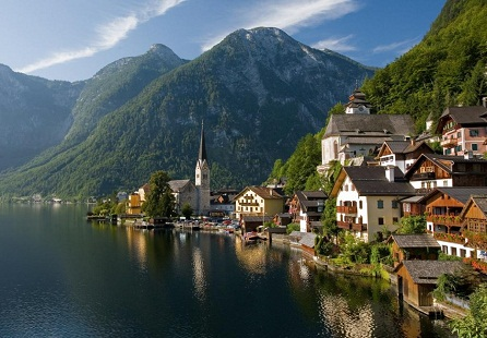 Biserna jezera Austrije