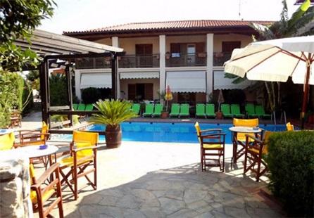 Pefkohori Hotel Ammon Garden 3*