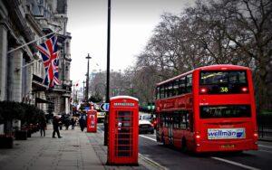 London avio