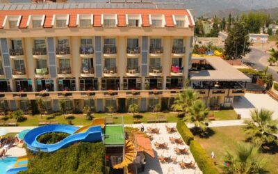 HOTEL CAMYUVA BEACH 4*  Turska/Kemer