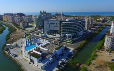 WIND OF LARA HOTEL & SPA 5* Antalija