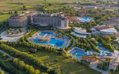 SUNMELIA BEACH RESORT HOTEL&SPA 5*