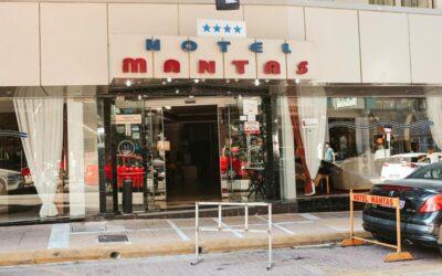 MANTAS HOTEL 4*