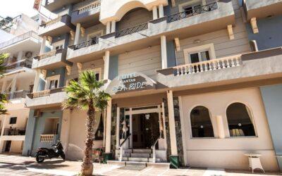 MANTAS SEA SIDE BOUTIQUE HOTEL 3*